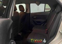 25052 chevrolet trax 2014 con garantía mt