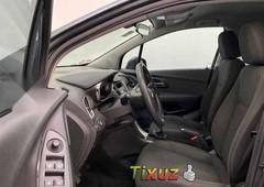 22843 chevrolet trax 2017 con garantía mt