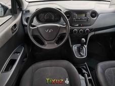 auto hyundai grand i10 2016 de único dueño en buen estado