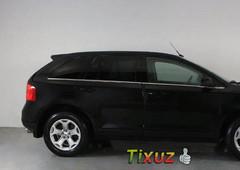 ford edge limited 2013 negra super equipada excelentes condiciones