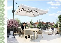 departamento roof garden preventa ciudad