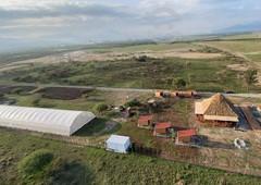 terreno rancho una hectárea o mas lago