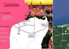 terrenos en venta en yucatan fracc. amaite