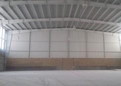 bodega renta norte 1,600 m2