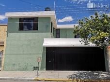 casa con alberca en venta en fracc. chapultepec durango