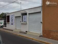 local comercial en renta en zona centro durango