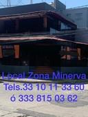 local en renta ubicado en zona minerva