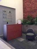 oficinas amuebladas en colima mva en renta