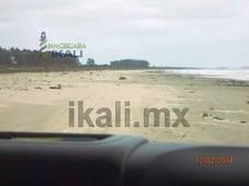 venta de rancho 100 hectáreas frente al mar tamiahua ver