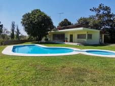 casa en venta cuautla morelos - 4 recámaras - 4 baños - 500 m2