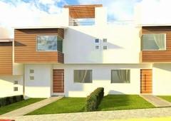 casa fraccionamiento nuevas estado de mexico, casas en preventa, condominio - 4 baños - 160 m2