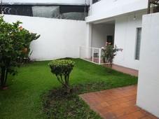 en venta, t 400 m2 c 429 m2 av. reforma casa y 2 deptos - 7 habitaciones
