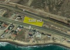3200 m terreno de 3,200 m2 en calafia, para torre de condominios