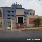 departamento en venta en col. san juan ixhuatepec, mexico - 2 baños - 104 m2