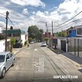 casa en venta - virginia fabreras fracc ciudad satelite naucalpan edo mex , mexico - 3 habitaciones - 2 baños