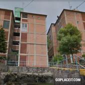 departamento en venta en conjunto habitacional tlayapa , mexico - 2 baños - 50 m2