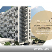 departamento nuevo, preventa san isidro, azcapotzalco, mexico - 2 recámaras - 73 m2