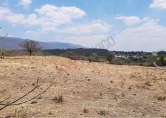 una hectarea de terreno en venta sobre la