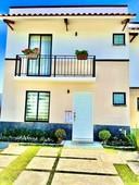 mac gregor vende casa en capittala nuevo modelo sol con recamara en pb