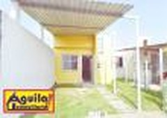 casa en venta en la quinta comalcalco, tabasco